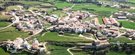 Olvan, poble i municipi del Berguedà
