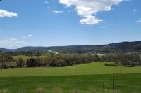 Vistas desde la casa rural