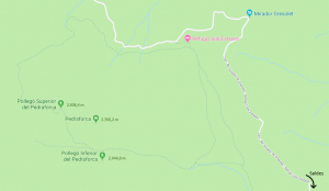 Mapa-Pedraforca-casa-rural-Berguedà