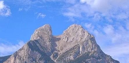 Pedraforca the Berguedà mountain